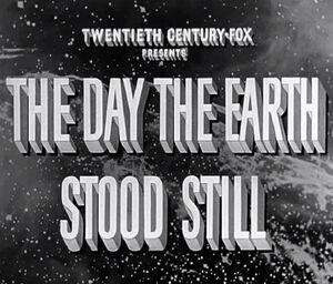 El día que paralizaron la tierra (1951)-1a