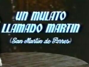Un mulato llamado Martín -1975-1a