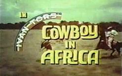Un cowboy en África-serie de TV-1a1