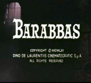 Barrabas-1961-1a1