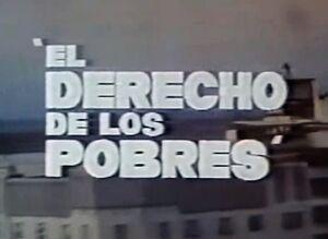 El derecho de los pobres-1973-1a2