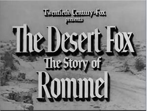 El zorro del desierto-1951-1a