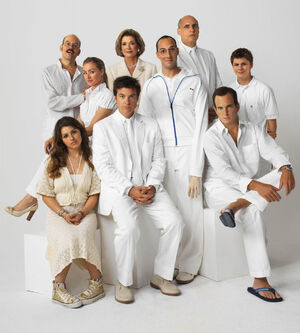 Bluth Family white