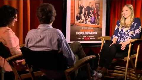 Arrested Development Season 4 Cast Interview