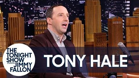 Tony Hale Got His Start with Shakespeare in the Parking Lot