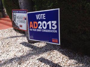 Vote AD2013