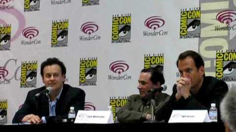 Sit Down, Shut Up Panel at Wondercon Mitch Hurwitz & Will Arnett discuss Arrested Development Movie