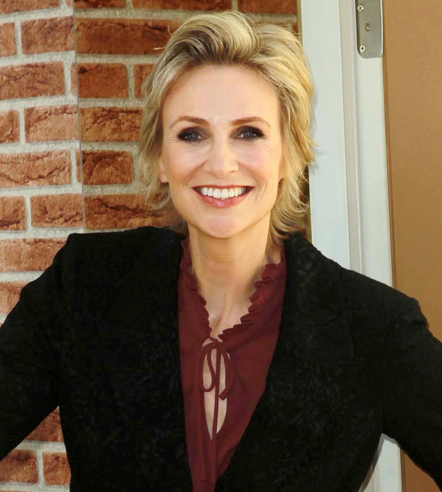 Jane Lynch party down