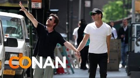 Will Arnett & Jason Bateman's Paparazzi Love Stroll