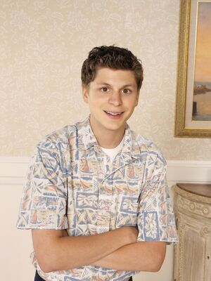 Season 3 Character Promos - George-Michael Bluth 01