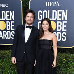 2020 Golden Globe Awards - Jason Bateman and Amanda Anka 01.jpg