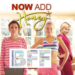 Now Add Honey Poster 3