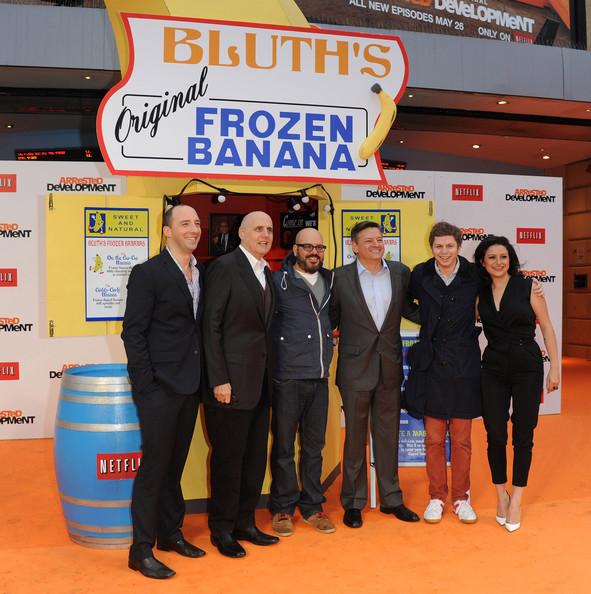 2013 Netflix Premiere London - Group 01