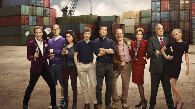 Season 4 - Arrested Development Characters 06