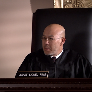 Judge Lionel Ping Arrested Development Wiki Fandom