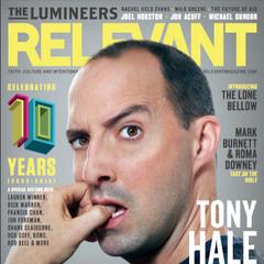 [[2013 Relevant Magazine Tony Hale Cover]