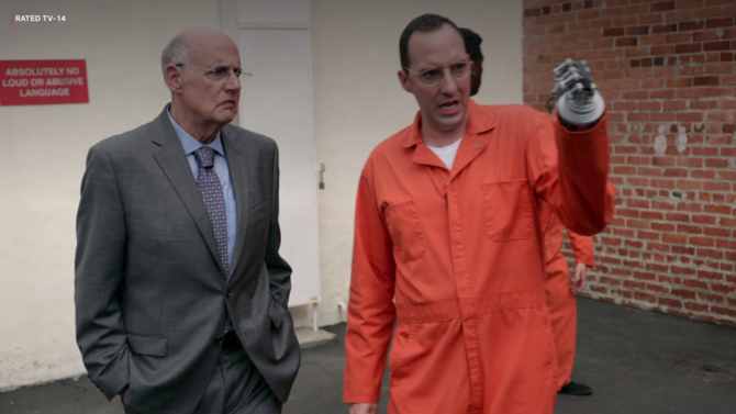 5x6 George Buster in prison