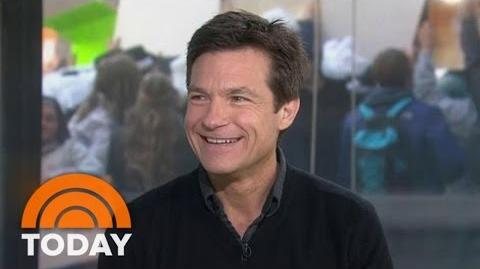 Jason Bateman On Movie 'The Family Fang' And 'Arrested Development' Hopes TODAY