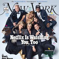 2018 NY Magazine Cover
