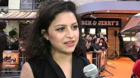Alia Shawkat Interview - Series 4 Premiere
