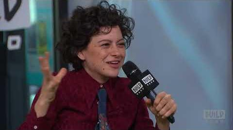 "Alia Shawkat Remembers Working On ""Arrested Development"""