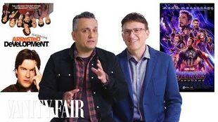 Avengers Directors Break Down Their Career Arrested Development to Endgame Vanity Fair