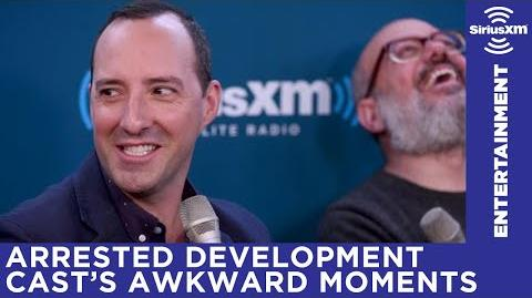 The Arrested Development cast reveal their most awkward scenes