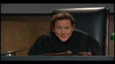 Mock Trial with Judge Reinhold