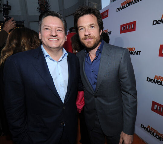 File:2013 Netflix S4 Premiere - Ted and Jason.jpg