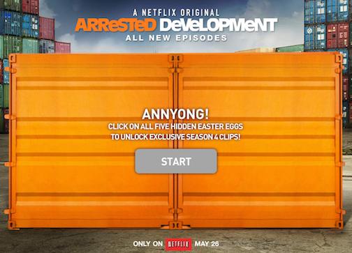 Arrested Development Season 4 Easter Egg Poster 02