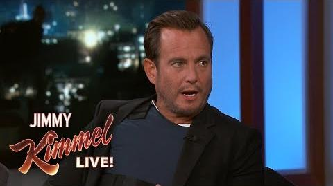 Will Arnett on Arrested Development & Jason Bateman