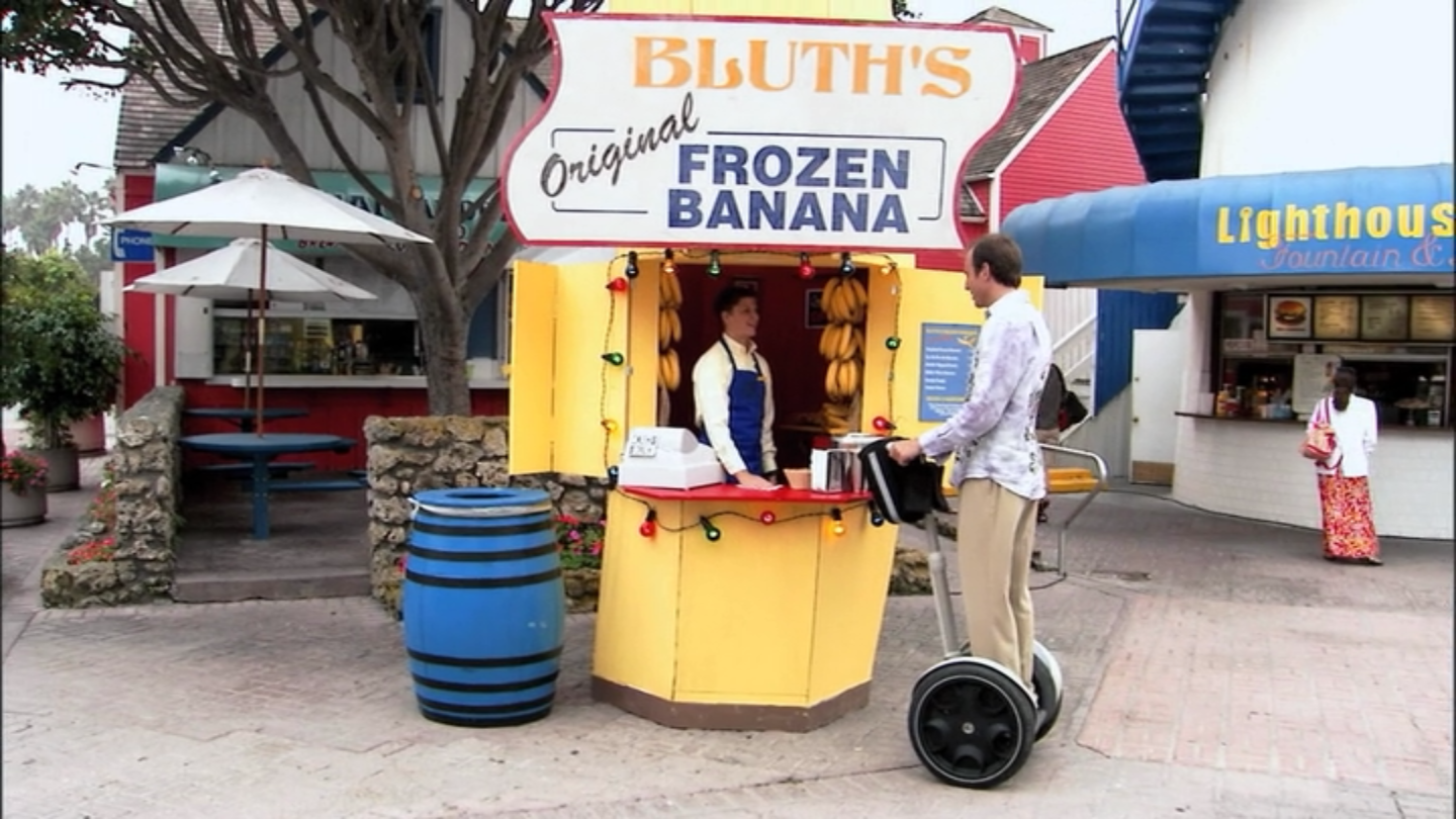 Hot dog cart  I'd spend all my time in Penmawr Island selling Hot