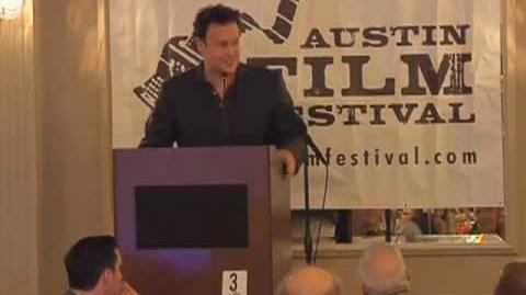 Arrested Development Mitch Hurwitz - Austin Film Festival 2009