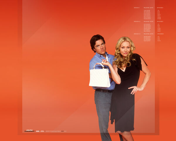 File:Season 1 Character Promos - Michael and Lindsay Bluth 01.jpeg