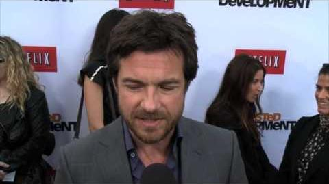 Arrested Development Season 4 Jason Bateman Premiere Interview