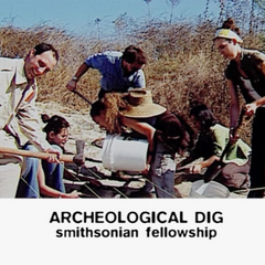 Archaeological dig <span style=