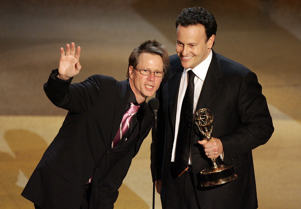 File:2005 Primetime Emmy Awards - Mitch Hurwitz and Jim Valley 02.jpg