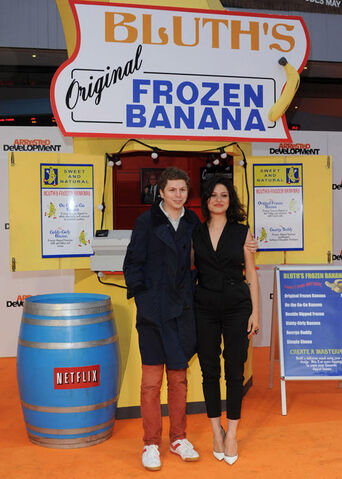 File:2013 Netflix Premiere London - Michael and Alia 01.jpg