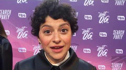 Alia Shawkat chats 'Search Party,' teases season 5 of 'Arrested Development' on Emmy FYC red carpet