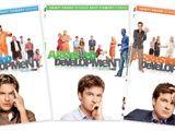 Arrested Development DVDs
