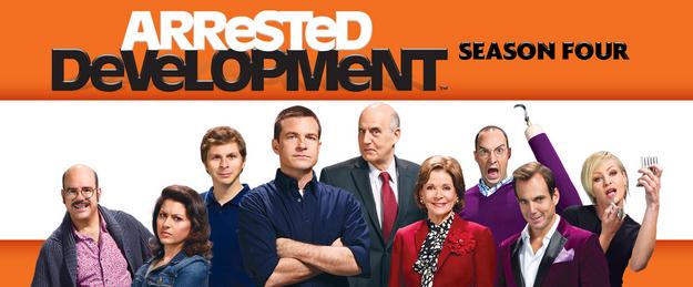 Season 4 - Arrested Development Characters 03
