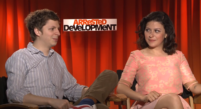 2013 Netflix QA - Michael and Alia 00