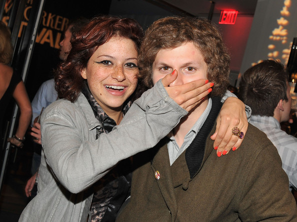 File:2011 New Yorker Festival Party - Alia and Michael 01.jpg