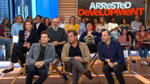 2018 GMA Live - Arrested Development Cast 01