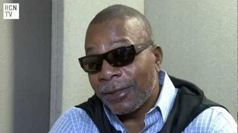 Carl Weathers Interview - Rocky Predator & Arrested Development - Collectormania 2012