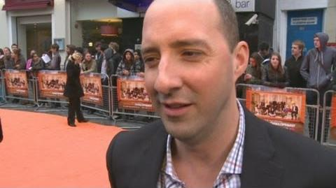 Arrested Development Tony Hale talks about reuniting with his co-stars