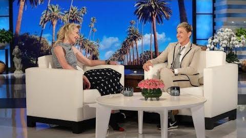 Portia de Rossi Reveals Her 61st Birthday Present for Ellen