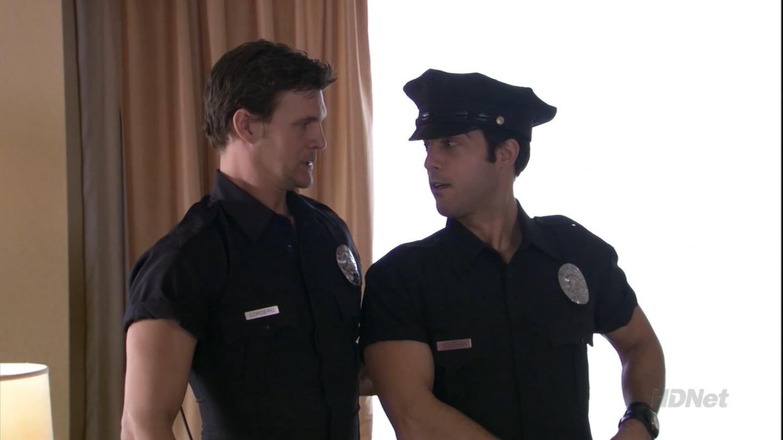Real hot cops