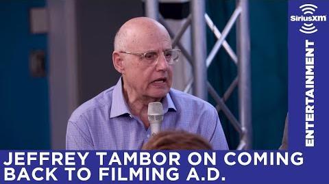 "Jeffrey Tambor is ""nervous"" on current press tour after Transparent firing"