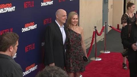 'Arrested Development' cast supports Tambor